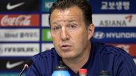ویلموتس: همه ما یک هدف مشترک داریم و آن راهیابی به جام جهانی است