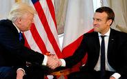 گفتگوی تلفنی روسای جمهوری فرانسه و آمریکا در مورد ایران
