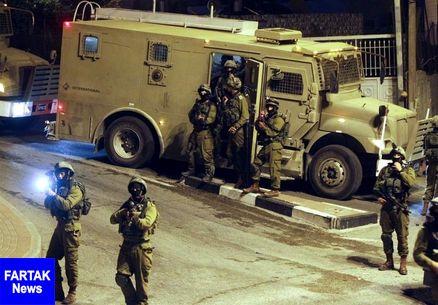 زخمی شدن ۸ فلسطینی در حمله شهرکنشینان صهیونیست به الخلیل