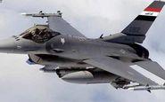بمباران سنگین مواضع داعش در سوریه از سوی جنگنده های عراقی