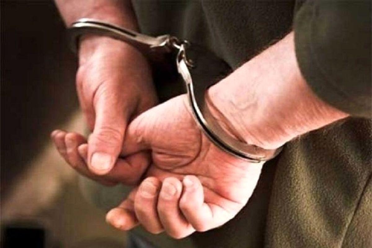 قاتل فراری در پاوه دستگیر شد