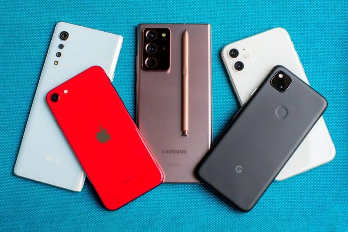 گوشی های پرفروش بازار کدامند؟ + قیمت