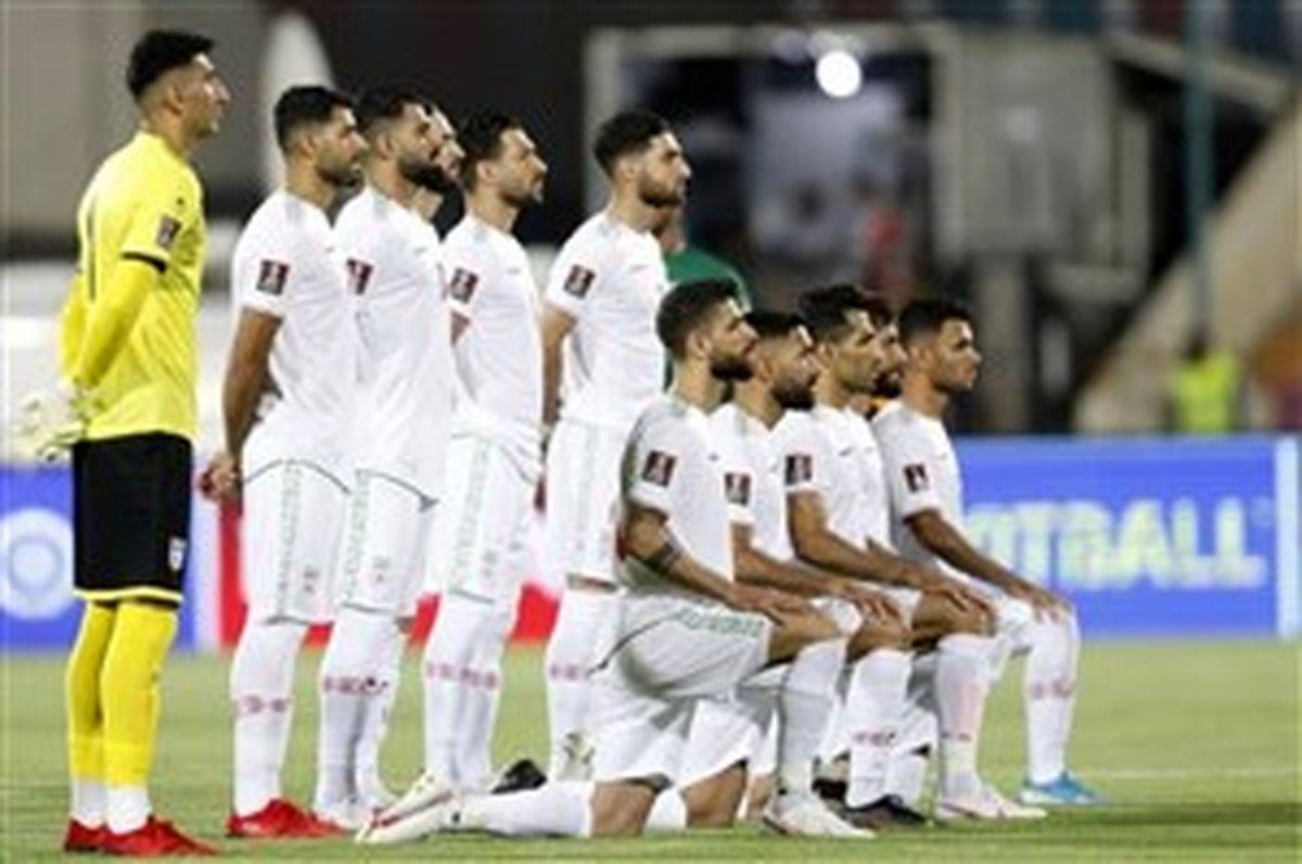 ایران در رده سوم ارزشمندترین تیم های آسیایی