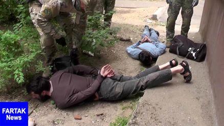 روسیه: از یک حمله تروریستی داعش پیشگیری شد