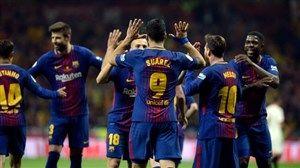 ترکیب اصلی بارسلونا و لئونسا اعلام شد