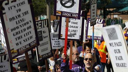 شکایت اتحادیههای کارمندان آمریکا به دنبال تعطیلی دولت