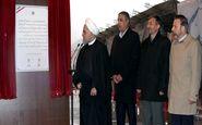 قطعه یک آزادراه تهران - شمال با حضور رئیسجمهور افتتاح شد