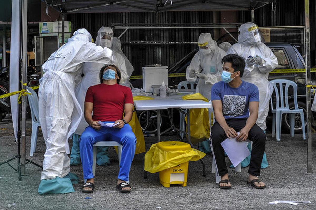 دوشنبه 14 مهر| تازه ترین خبرها از همه گیری ویروس کرونا در جهان