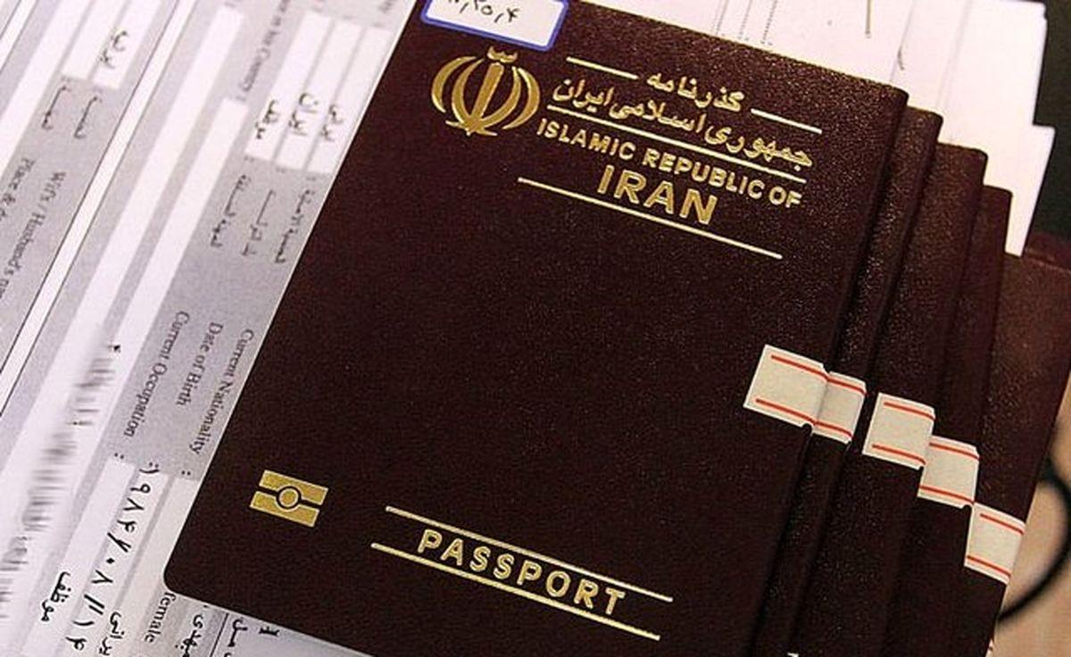 روادید الکترونیکی گردشگری و زیارتی غیر فعال شد