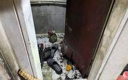 زنده زنده سوختن پدر و پسر تهرانی در حمام + عکس 16+