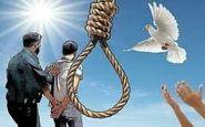 رهایی قاتل از پای چوبه دار در سنندج