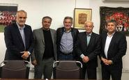 برگزاری جلسه هیات مدیره باشگاه پرسپولیس