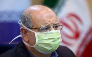 بستری های کرونا در تهران افزایش یافت