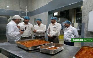 گزارش اختصاصی فرتاک نیوز از آشپزخانه زائران ایرانی در مکه مکرمه + فیلم