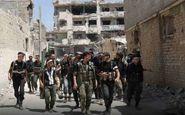 تداوم درگیری گروه های تروریستی در سوریه