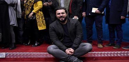 هومن کیایی در سی و پنجمین جشنواره فیلم فجر