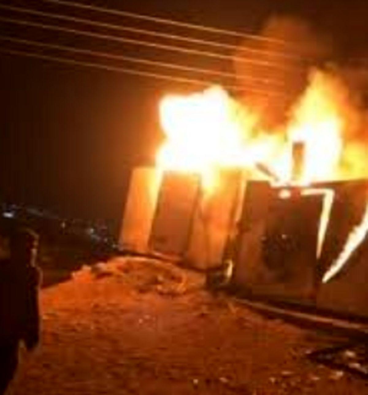 """گروه """"سرایا اولیاء الدم """" درباره حمله اربیل بیانیه صادر کرد"""