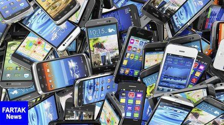کشف 3 میلیارد ریال گوشی تلفن همراه قاچاق در جوانرود