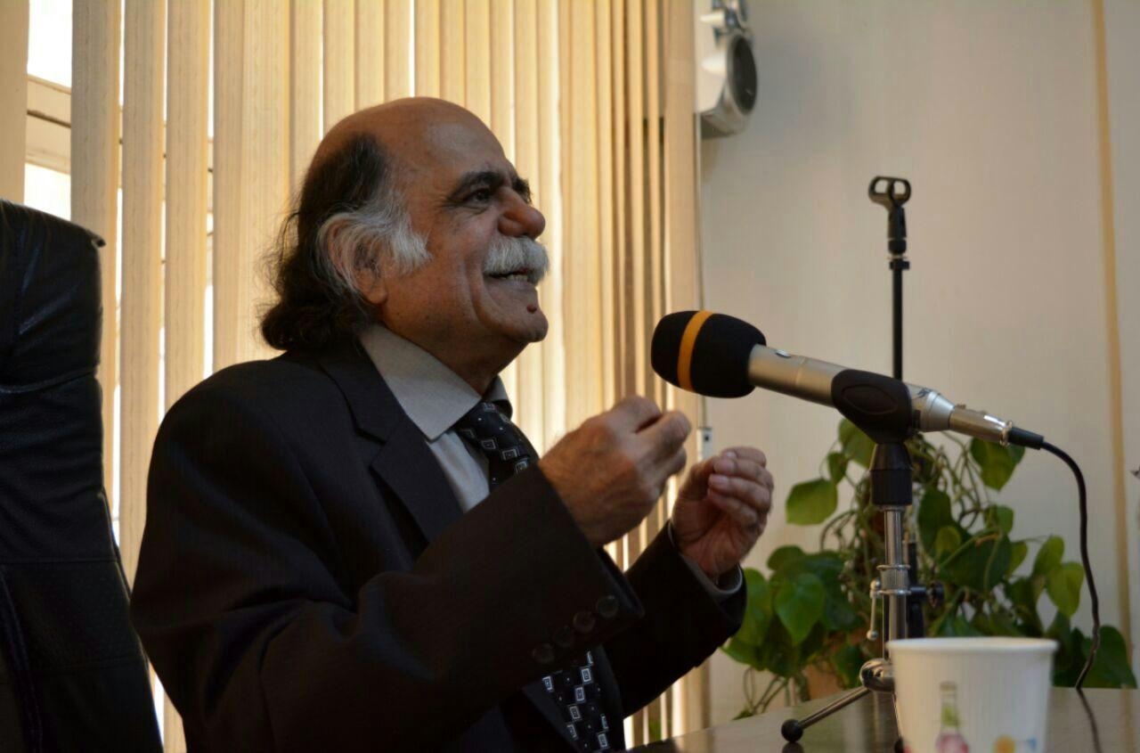 افتتاح انستیتو فرهنگ و هنر ارشام خرسندپور