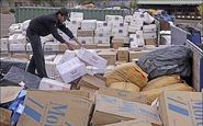 کشف بار بزرگ قاچاق در محور سوادکوه