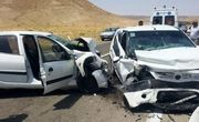 حادثه رانندگی در جاده اهر- تبریز هشت مصدوم بر جا گذاشت