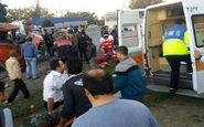 آخرین اخبار از تصادف اردوی دانش آموزی در سوسنگرد + فیلم