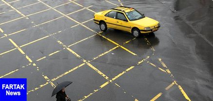 کاهش شدت بارندگی در کشور