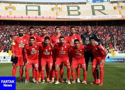 لیگ قهرمانان آسیا اعلام ترکیب تراکتورسازی برای دیدار با الغرافه