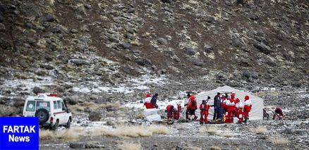 """انتقال محموله جدید بقایای پیکرهای جانباختگان پرواز""""تهران-یاسوج"""" به پزشکی قانونی"""