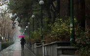 ورود سامانه بارشی جدید به کشور در سه روز آینده