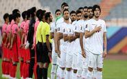 انتخابی جهام جهانی | اعلام ساعت بازی های تیم ملی ایران مقابل لبنان و سوریه
