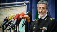 امیر دریادار سیاری: قدرت نظامی ایران رشد جهشی داشته است