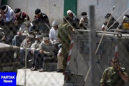 اعتصاب غذای ۴۵ روزه ۲ اسیر فلسطینی در زندان رژیم صهیونیستی