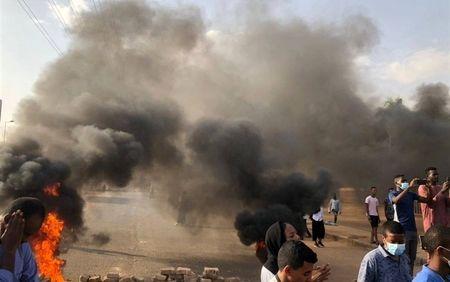 ۷ کشته و ۱۴۰ زخمی در اولین روز درگیریهای سودان پس از کودتا