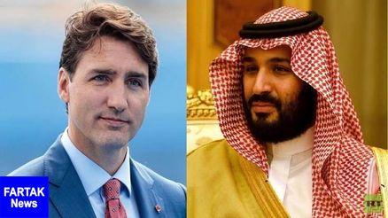 نخستوزیر کانادا: از بنسلمان درباره مسؤول قتل خاشقجی سوال کردم