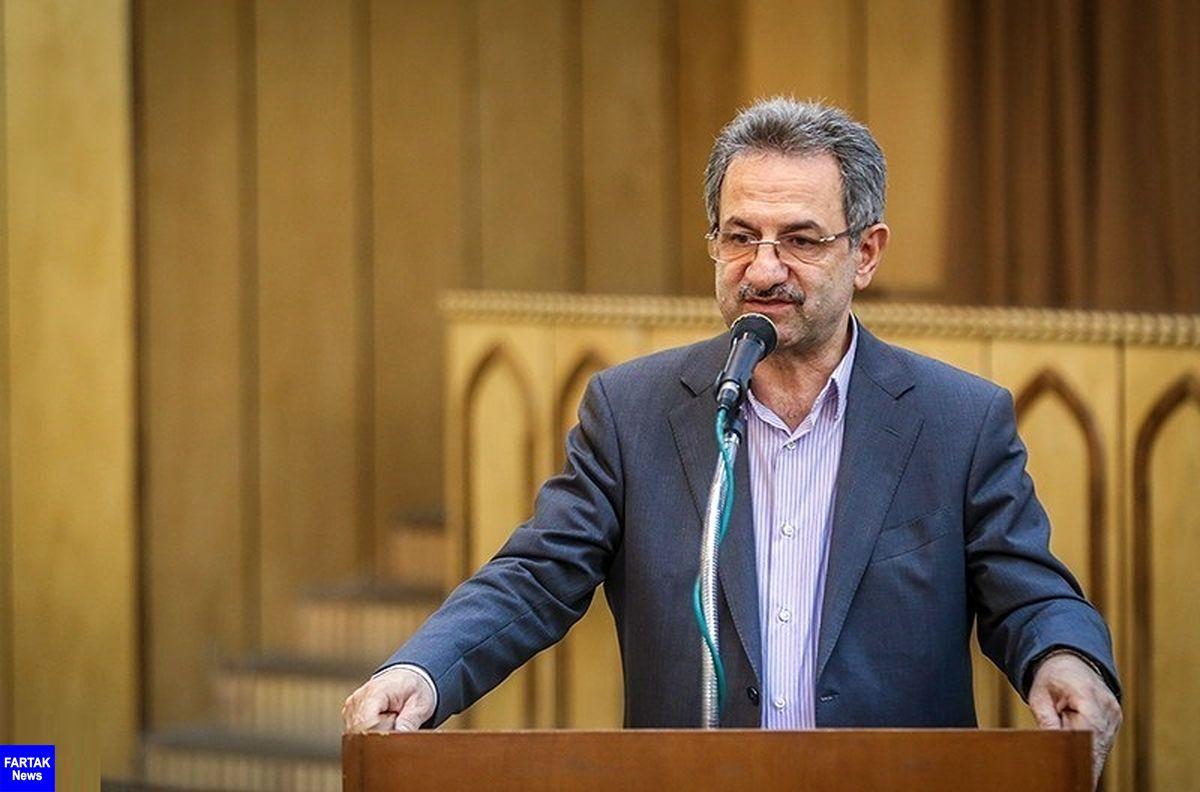 استاندار تهران: تاکید مقام معظم رهبری بر عدم گرانیها برای ما حجت است