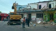 خانه مادری «سایه» تخریب شد