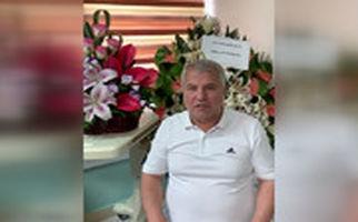 پیام ویدئویی علی پروین در لحظه ترخیصش از بیمارستان