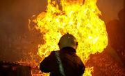 دعوای خانوادگی در مینودشت منجر به آتش سوزی منزل مسکونی شد