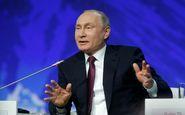 پوتین: روسیه مخالف سیاستهای کشورهای مدعی رهبری جهانی است