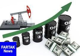قیمت جهانی نفت امروز ۱۳۹۷/۰۹/۱۷