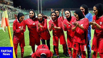 خداحافظی دردناک بازیکن زن فوتبالیست ایرانی از دنیای فوتبال +عکس
