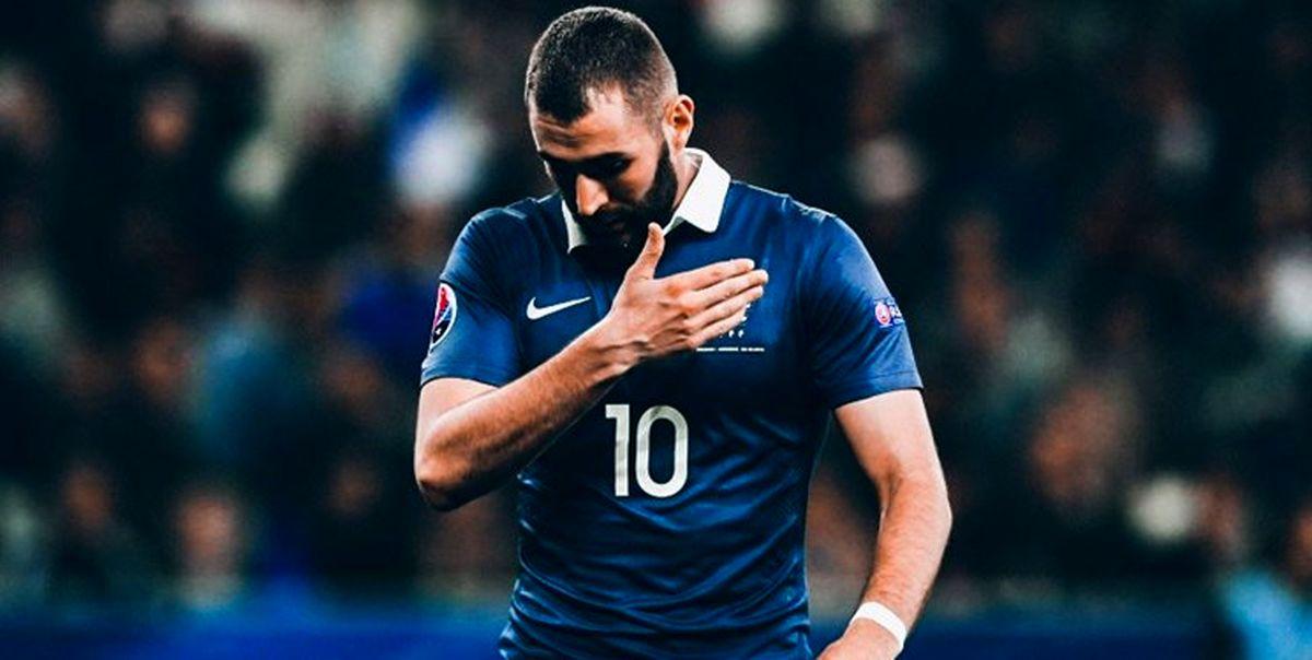 بنزما در راه تیم ملی فرانسه؟