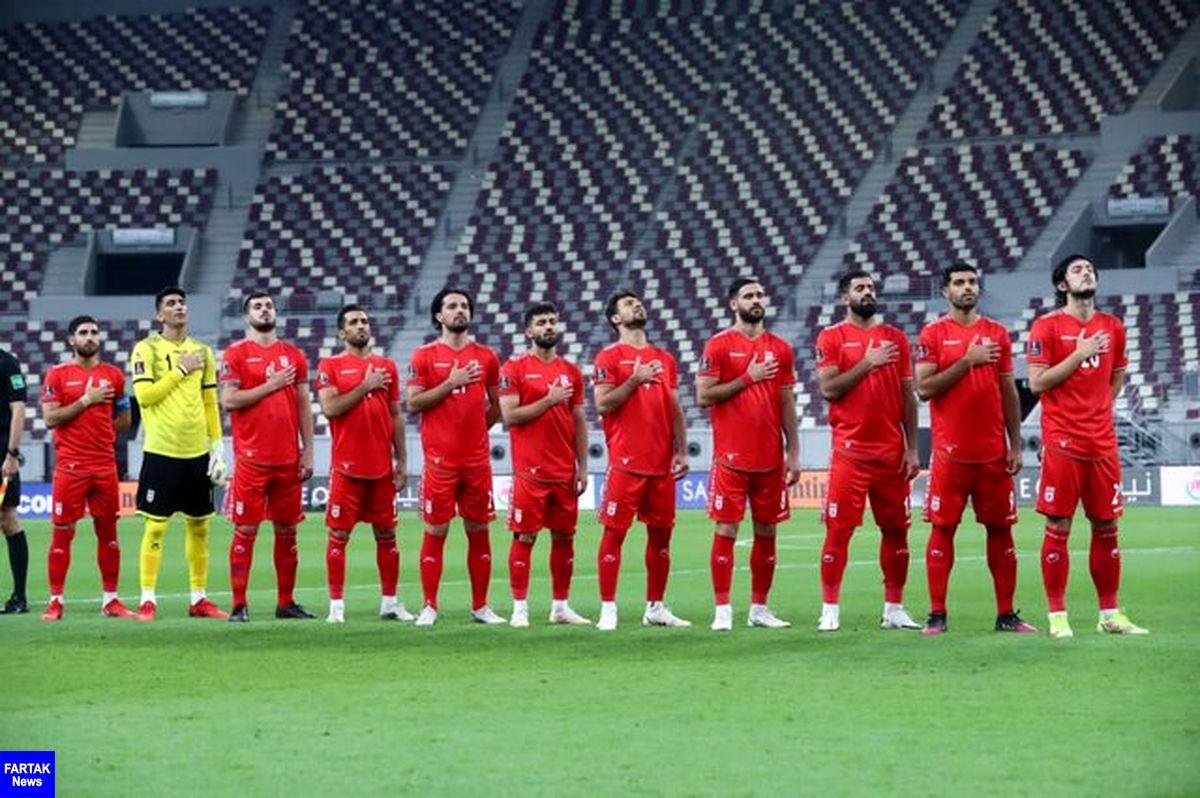 قاسمپور: نگران بازی با امارات نیستم/ موافق اسکوچیچ نیستم اما زحماتش را منکر نمیشوم