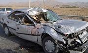 تصادف جاده تنگ چنار یزد یک کشته و یک رخمی برجا گذاشت
