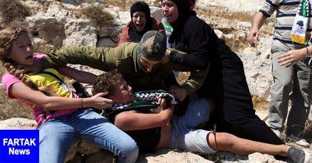 نوجوان فلسطینی در اسارت /13 ساله مشهور نوار غزه
