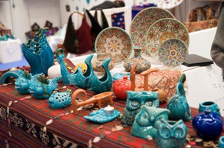 صادرات بیش از ۲/۶ میلیون دلار محصولات صنایع دستی ایلام