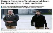 رشوه یک میلیون 200 هزار یورویی رئیس اوساسونابه رقبا+عکس