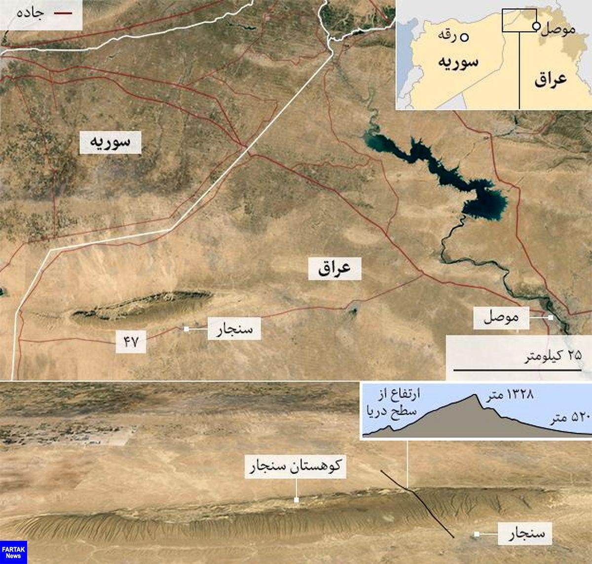 واکنش پ.ک.ک به توافق بغداد و اربیل: ما سنجار را از چنگال داعش آزاد کردیم