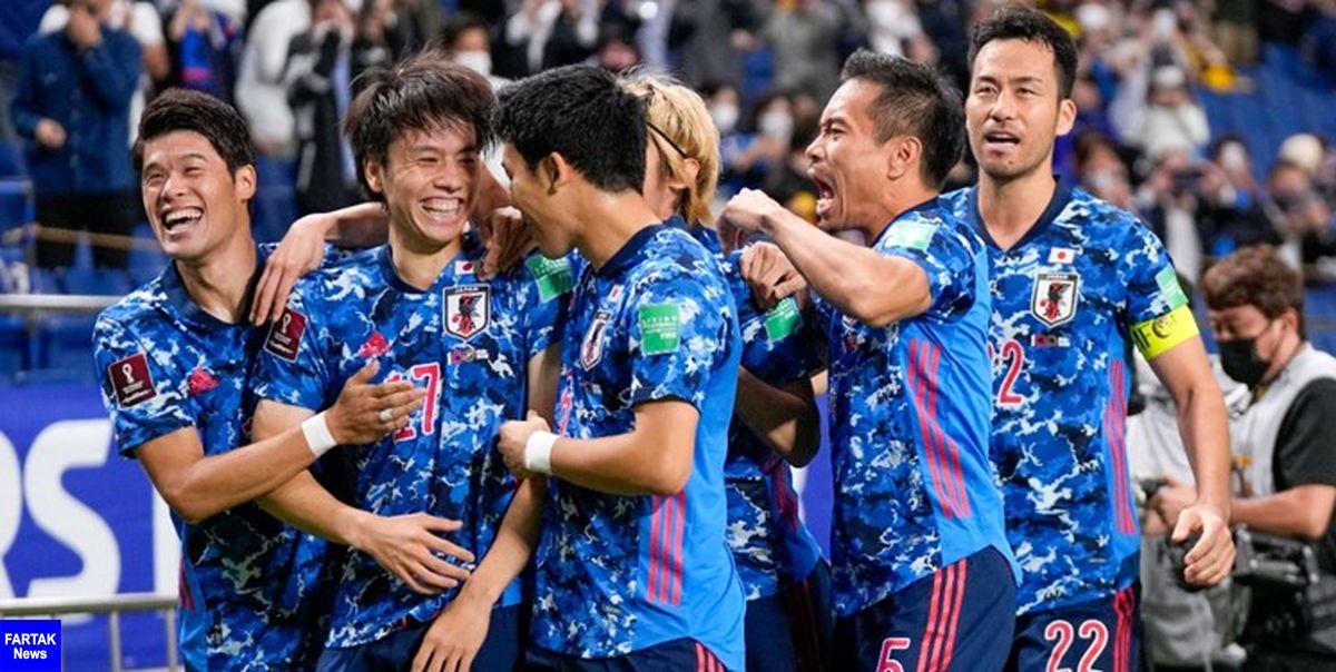انتخابی جام جهانی 2022 | بازگشت ژاپن به رقابت ها با برد مقابل استرالیا